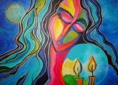 Shabbat woman