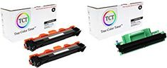 CONVENIENCE AT LOW COST: Reduce printing cost without compromising on quality; Minimize expenditure and focus on producing quality prints and a yield of pages @ coverage for toner and pages @ coverage for drum Toner Cartridge, True Colors, Drums, Printer, Brother, It Works, Packing, The Unit, Drum