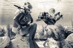 #scuba #photography #kronokroma