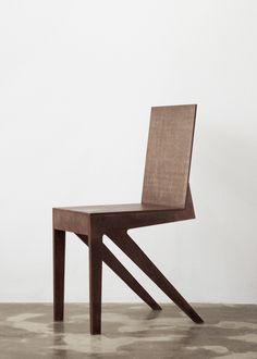 THE ITALIC CHAIR Designed & manufactured by Stefan Schwander for ITALIC. Available in 2012. Share: on Twitter on Facebook on Google+