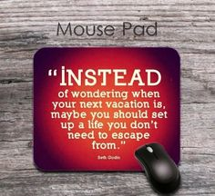 funny one person 2016 new year wishes mouse pad - funny 2016 new year wishes mouse mat - office decor