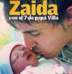 """David """"Guaje"""" Villa David Villa"""