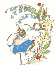 lily of the valley princess - Google otsing