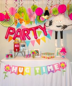 Audrey's Trolls Birthday Party – Poppy + Grace Audrey's Trolls Birthday Party – Poppy + Grace Related posts: Planning a Trolls Birthday Party? We've got you covered with the best Trolls… A Boy's Green Tropical First Birthday Party Apples & Beavers Trolls Party, Trolls Birthday Party, Birthday Tags, Frozen Birthday Party, Birthday Ideas, Unicorn Birthday, Birthday Quotes, Birthday Party Table Decorations, Birthday Party Tables