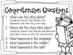 Comprehension Pretest Use this simple checklist as a simple Pre ...