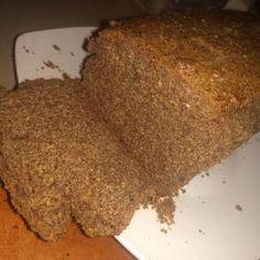 Pan de Linaza al Horno/Método Grez/ Cetogénica /Keto Keto, Banana Bread, Desserts, Gluten, Food, Flaxseed Muffins, Healthy Breads, Healthy Food, Meal