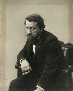 Валентин Серов. Фотография К. Фишера. 1911, Москва ОР ГТГ