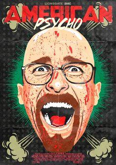 Les icônes de la Pop Culture version American Psycho