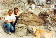 """Susan """"Sue"""" Hendrickson is an American paleontologist. Hendrickson is best known for her discovery of the remains of a Tyrannosaurus rex in So. Dakota on 8/12/1990. Her discovery was the largest T. rex specimen ever found and one of the most complete skeletons. This skeleton is now known as """"Sue"""" in honor of her discovery. It is on display at the Field Museum in Chicago, Illinois. She has also found other important fossils and artifacts around the world."""