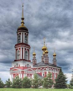 Church of Michael the Archangel, Suzdal, Vladimir Region, Russia.