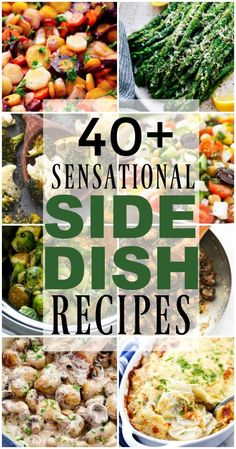 Sensational Side Dishes | The Recipe Critic