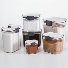 Pro-Keeper™ Storage Containers