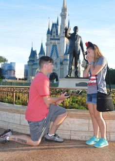 Being newly engaged, I am constantly getting asked how it happened. How he proposed. If you're newly engaged, you know my struggle. So I thought I'd share it here for anyone to read. Disney Proposal, Disney Wedding Rings, Disney Cast, Perfect Proposal, One Fine Day, Disney Jewelry, Sea Glass Jewelry, Marry Me, Disneyland