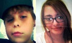 MISSING:Erika Rodriguez, 14, of Holiday and Caleb Bagnall, 13, of Tampa (threatened to harm themselves)  Read more: http://www.dailymail.co.uk/news/article-2995697/Florida-teen-couple-missing-threatening-harm-disappearing.html