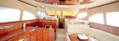 55 FT Yacht - She is Graciously Efficient.This beautiful yacht has a skillfully designed interior. http://malayachts.ae/55-feet-yacht/