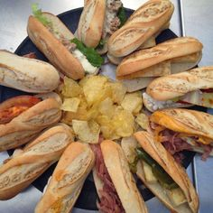 100 Montaditos.  Alicante, Spain. February 2015 – Annalise's Adventures