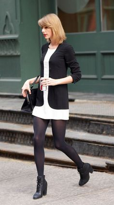 7+Days+Of+Ladylike+Outfits+Inspired+By+Taylor+Swift+via+@WhoWhatWear