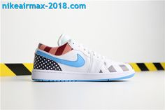 2018 New Parra x Off-White x Air Jordan 1 Low For Sale 92bf0d589