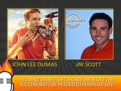 1131: Walt Disney's 4 C's gave Jay Scott the success shift he needed to DOMINATE life!