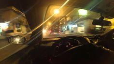 Xiaomi YI: Night Car Lapse Flux Speed