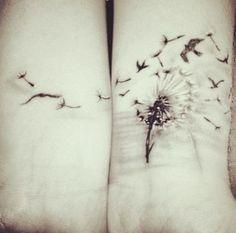25. #mignon tatouage #pissenlit - 32 tatouages de #poignet inspirante...