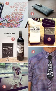 Make Room: Father's day inspiration #vaderdag