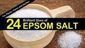 using epsom salt for plants home and garden #HomemadeSkinCareWrinkleCreams -  ##...#epsom #garden #home #homemadeskincarewrinklecreams #plants #salt #EpsomSaltCleanse Vegetable Garden Design, Garden Soil, Garden Care, Garden Beds, Epsom Salt For Plants, Epsom Salt For Hair, Salt Hair, Epsom Salt Foot Soak, Epsom Salt Uses