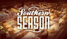 Visitors with an appetite for Southern food will enjoy Southern Season in Chapel Hill any time of the year. This 60,000-square-foot landmark gourmet emporium offers more than 50,000 items, making it the world's largest culinary market for Southern foods.