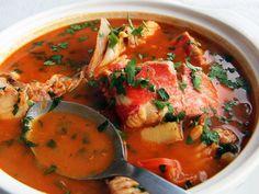 Caldeirada de Peixe recipe