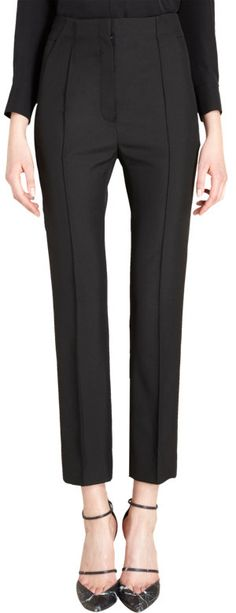 Love the style and fit of these pants - not sure if they would look right with my height?