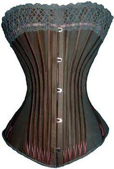 Corset | history victorian corsets: hasso