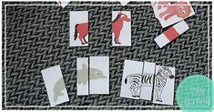 12 tulostettavaa keskittymispussia lapsille – Hyvin kasvatettu Preschool Activities, Playing Cards, Crafty, Education, Games, Projects, Kids, Log Projects, Young Children