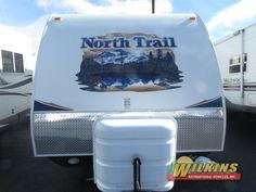 Used 2011 Heartland North Trail 31RLSS King Travel Trailer at Wilkins RV   Bath, NY   #29232