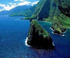 ... de schitterende blauwe zee