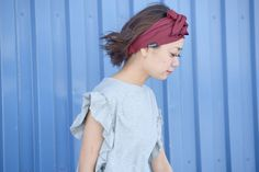 The Viscose Headband Scarf from Charm is based on our popular Rayon Headband Scarf. Made with high quality Viscose it is a hair band that can be worn by men and women in any season.  #headband #japanesefashion #japanesegirl #japanese #japan #cute #kawaii #kawaiifashion #pirateheadband #piratefashion #japanesemodel #summerfashion #summer