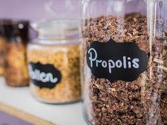 La propolis, l'indispensable bouclier de la ruche. #Apithérapie #MieldAnicet @tlaurentides