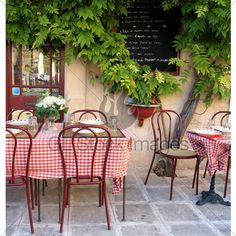 french bistro design   French Cafe · GL Stock Images