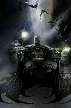 Gothic: Gothic Batman.