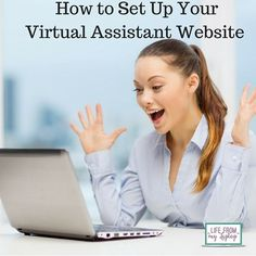 How to Set Up Your Virtual Assistant Website