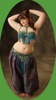 A bellydancer needs a belly by Irvingohare on DeviantArt