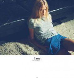 Le Tee-Shirt Jane by Margaux Lonnberg #margauxlonnberg