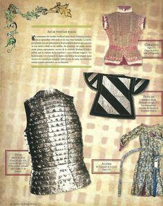 Así se vestían ellos en la Edad Media