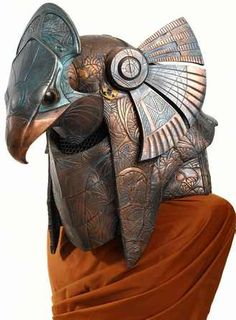Stargate movie Horus warrior armor
