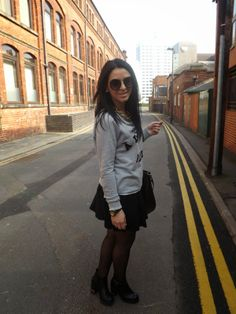 1fashionblog: Fashion Jumper - Look of the day #3