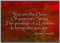 <b>quote</b> <b>by joseph</b> <b>campbell</b> 5 x by tornpaperquotes my favorite <b>quote</b> Joseph Campbell Zitate, Joseph Campbell Quotes, Great Quotes, Quotes To Live By, Inspirational Quotes, Uplifting Quotes, Hero Quotes, Life Quotes, Cool Words