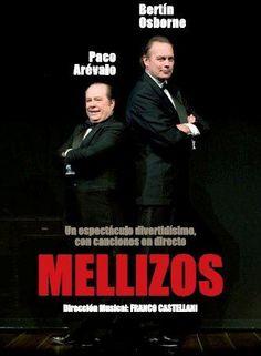 Mellizos @ Teatro Principal - Ourense Teatro escea
