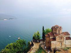 St.Naum Ohrid Macedonia