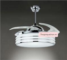 Quạt trần đèn 44WG-9067 trang trí cao cấp  Mang lại không gian sang trọng thoai mái cho ngôi nhà của bạn.Giá cực kỳ ưu đãi tại thegioiquattran.vn