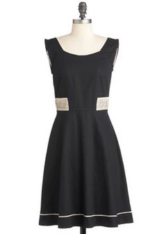 $89.99 Book Artist Dress, #ModCloth