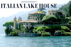 Lake Como, no doubt.  Would love to spend a little time in this love shack!